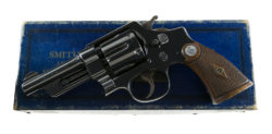 Smith & Wesson .38/44 Heavy Duty Rare 4""