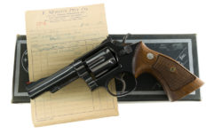 Smith & Wesson Pre Model 15 K-38 Combat Masterpiece