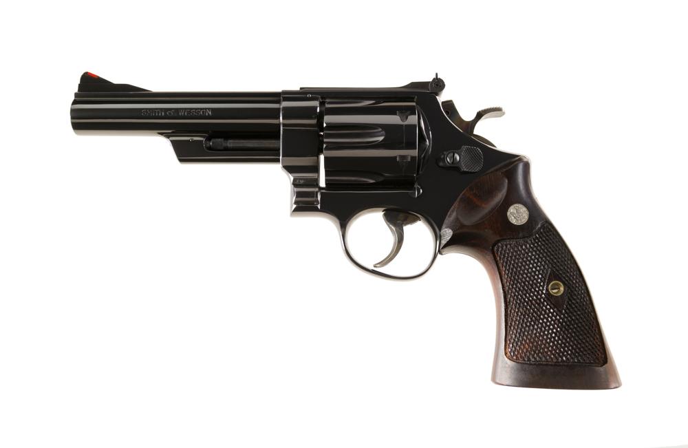 "Smith & Wesson Model 29-2 ULTRA RARE 5"" .44 Magnum"