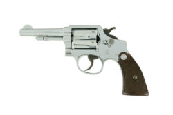 Smith & Wesson ORIGINAL FACTORY CHROME .38 M&P Model of 1905 4th Change