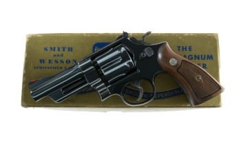 "Smith & Wesson ULTRA RARE 4"" Pre Model 27 .357 Magnum"