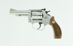 Smith & Wesson Model 51 Nickel Round Butt