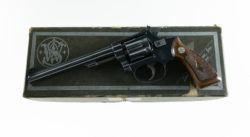 Smith & Wesson Pre Model 35 22/32 Target