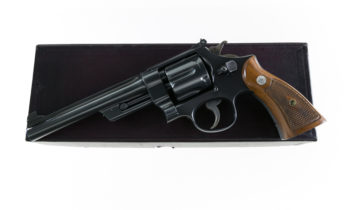 Smith & Wesson Transition 38/44 Outdoorsman Mfd. 1947 Toole, Utah!