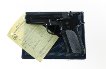 Smith & Wesson Model 147A 1 of 112 Ever Made! Steel Frame 9mm