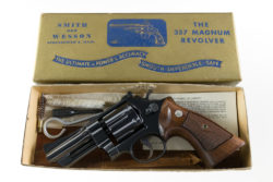 Smith & Wesson Pre Model 27 .357 Magnum 3 1/2""