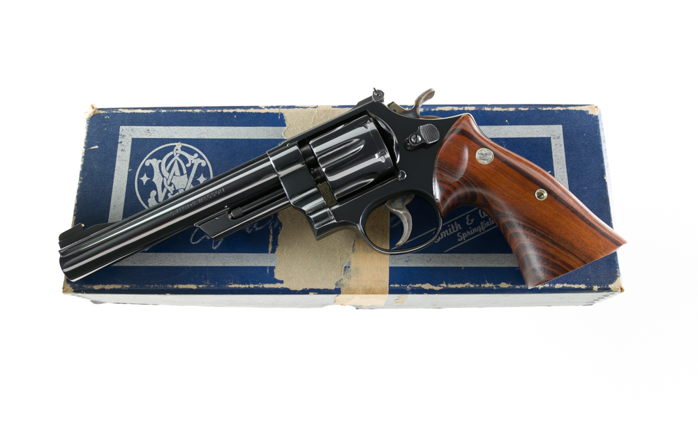Smith & Wesson Pre Model 25 .45 1955 Target