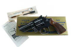 "Smith & Wesson Pre Model 27 3 1/2"" .357 Magnum"
