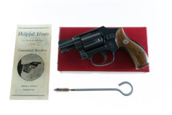 Smith & Wesson Pre Model 40 .38 Centennial S/N 1971