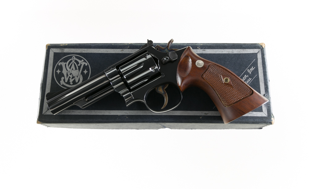 Smith & Wesson Pre Model 19 .357 Combat Magnum