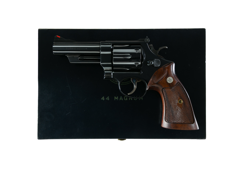 Smith & Wesson Pre Model 29 .44 Magnum 4""