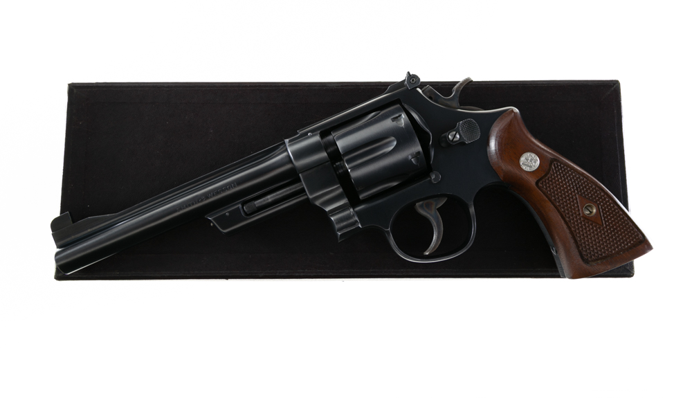 Smith & Wesson Pre Model 26 .45 Target Model of 1950