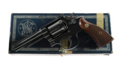 "Smith & Wesson Model 15-2 4"" K-38"