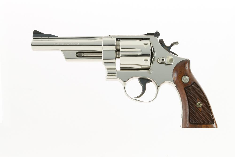 Smith & Wesson S-Prefix Model 27 .357 Magnum