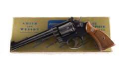 Smith & Wesson Pre Model 17 K-22 Masterpiece