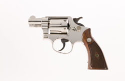 Smith & Wesson Feb. 1947 Transition .38 M&P