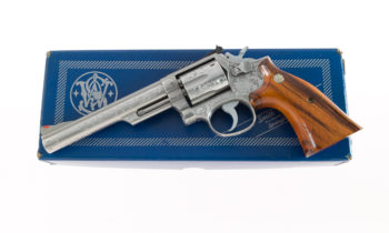 Smith & Wesson Factory Class A Engraved Model 66-1