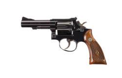 """Smith & Wesson Model 14-2 Dayton 4"""" HB K-38"""