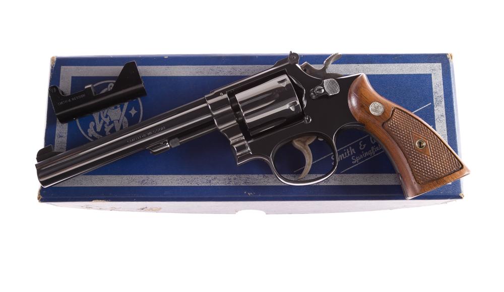 Smith & Wesson Model 14 No Dash K-38 Masterpiece