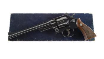 "Smith & Wesson Model 27 No Dash 8 3/8"" .357 Magnum"