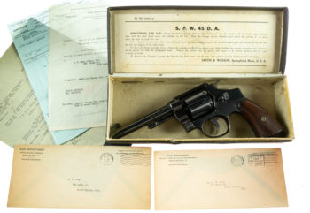 Smith & Wesson 1917 .45 Army