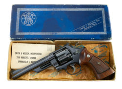 "Smith & Wesson Model 27-1 6"" .357 Magnum"