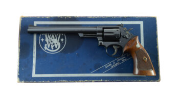 Smith & Wesson Model 53 .22 Jet 1st Year