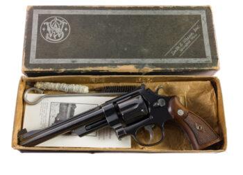 Smith & Wesson Pre Model 24 .44 Special Order