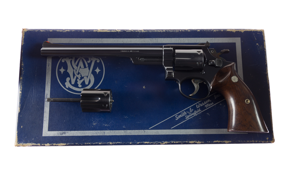 Smith & Wesson 1st Year Model 53 SPECIAL ORDER .22 Jet