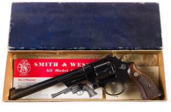 "Smith & Wesson Pre Model 27 8 3/8"" .357 Magnum Mfd. 1956"
