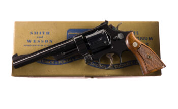 "Smith & Wesson Pre Model 27 .357 Magnum 6 1/2"""