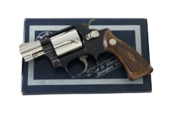 Smith & Wesson Model 37 Two Tone PINTO .38 Chief Special Airweight